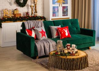 Narzuty i koce, które warto kupić przed Bożym Narodzeniem