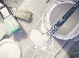 Jednolite kolory ścian