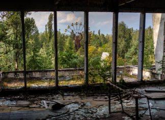 Wycieczka objazdowa do Czarnobyla