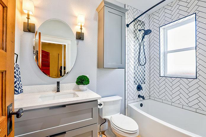 Wystrój łazienki – jakie elementy są niezbędne