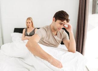 Problemy z brakiem erekcji