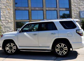 Używane samochody marki Toyota