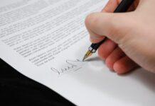 jak złożyć wypowiedzenie umowy o pracę?