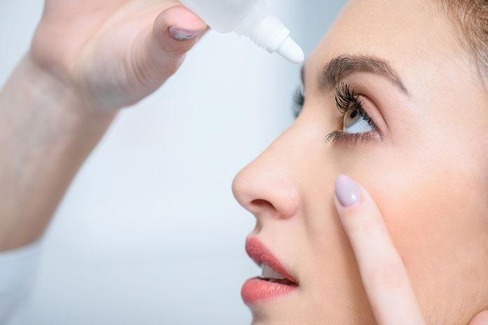 Jak używać kropli do oczu