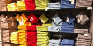 Ręczniki w każdym rozmiarze